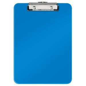Písacia podložka A4 WOW metalická modrá