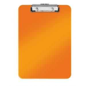 Písacia podložka A4 Leitz WOW metalická oranžová