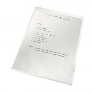 Ekologický obal _L_ Leitz Recycle priehľadný na dokumenty