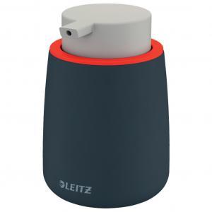 Dávkovacia fľaša s pumpičkou Leitz Cosy zamätová sivá