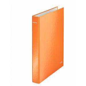 Zakladač 2-krúžkový WOW metalický oranžový