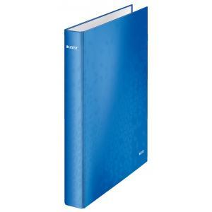 Zakladač 4-krúžkový WOW metalický modrý