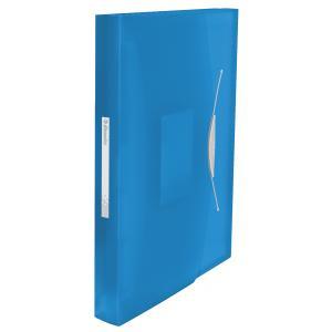 Aktovka na spisy Esselte VIVIDA modrá