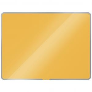 Magnetická tabuľa Leitz Cosy 60x80cm teplá žltá