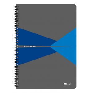 Blok College Leitz Office A5 90 listov linajkový modrý