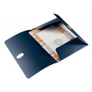 Obal na dokumenty Leitz Recycle PP petrolejovo modrý