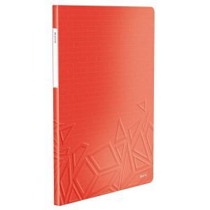 Katalógová kniha 20 Leitz Urban Chic červená