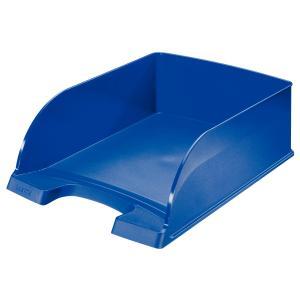 Odkladač Leitz Jumbo Plus modrý