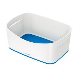 Stolný box Leitz MyBox biela/modrá