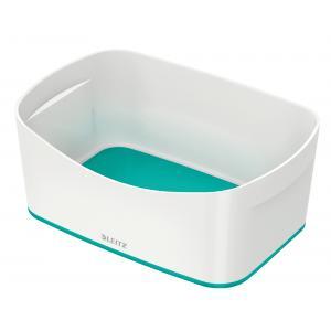 Stolný box Leitz MyBox biela/ľadovo modrá