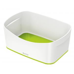 Stolný box Leitz MyBox biela/zelená