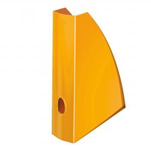 Stojan na časopisy Leitz WOW oranžový
