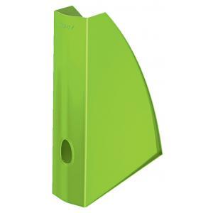 Stojan na časopisy Leitz WOW zelený