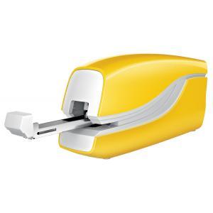 Elektrická zošívačka Leitz New NeXXt WOW 5566 žltá