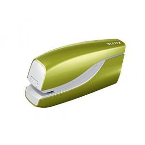 Elektrická zošívačka Leitz New NeXXt WOW 5566 zelená