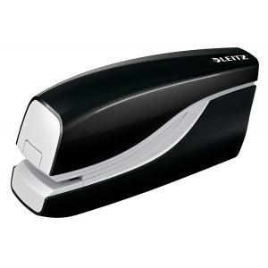 Elektrická zošívačka Leitz New NeXXt WOW 5566 čierna