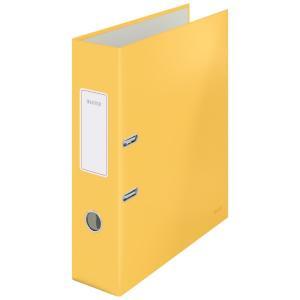 Zakladač pákový Leitz 180° Cosy 8cm teplá žltá