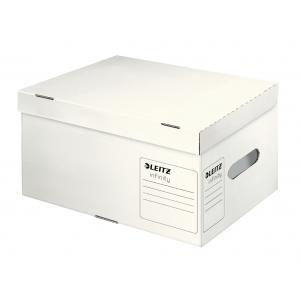 Archívna škatuľa Leitz Infinity s vekom veľkosť A4 biela