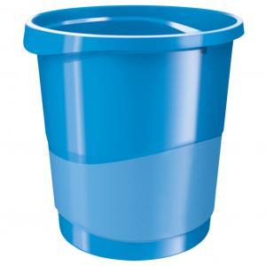 Kôš plastový Esselte Europost VIVIDA 14l modrý