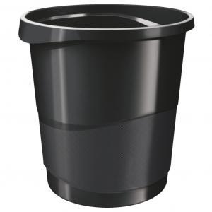 Kôš plastový Esselte Europost VIVIDA 14l čierny