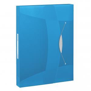Box na dokumenty VIVIDA modrý