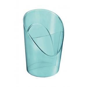 Stojan na perá Esselte Colour`Ice modrý