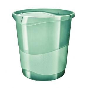 Kôš plastový Esselte Color`Ice 14l zelený