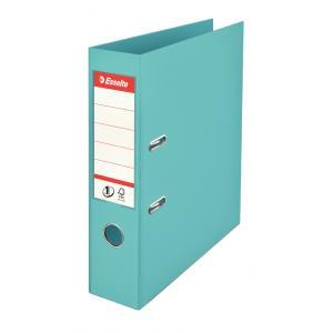 Zakladač pákový  Esselte Colour'Ice No.1 POWER celoplastový 7,5cm Colour'Ice modrý