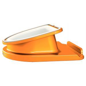 Otočný stojan Leitz Complete WOW oranžový
