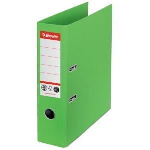 Zakladač pákový Esselte No.1 CO2 neutrálny recyklovaná lepenka 7,5cm zelený