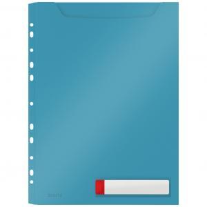Závesný obal veľkokapacitný Leitz Cosy kľudná modrá