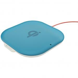 Bezdrôtová IQ nabíjačka Letz Cosy kľudná modrá