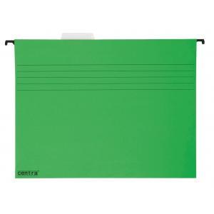 Závesný obal A4 zelený