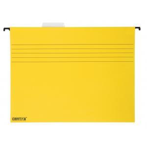 Závesný obal A4 žltý