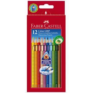 Farbičky Faber Castell Color Grip 2001 12ks