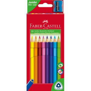 Farbičky Faber Castell Junior grip 10ks