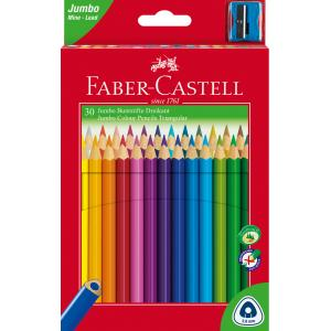 Farbičky Faber Castell Junior grip 30ks