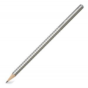 Ceruzka Faber Castell Sparkle strieborná 12ks