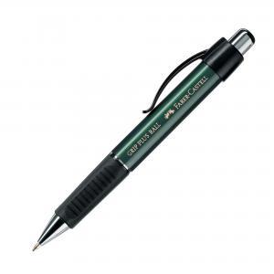 Guľôčkové pero Faber Castell Grip Ball Plus zelené