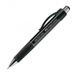 Guľôčkové pero Faber Castell Grip Ball Plus čierne