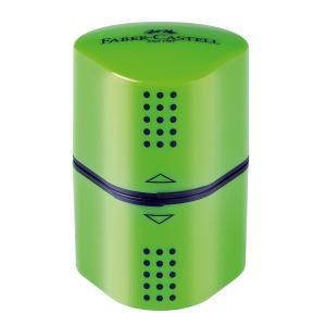 Strúhadlo Faber Castell Grip 2001 zelené