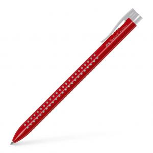 Guľôčkové pero Faber Castell l Grip 2022 červené