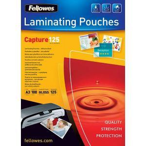 Laminovacie fólie Fellowes 303x426 A3 125mic adhezívne