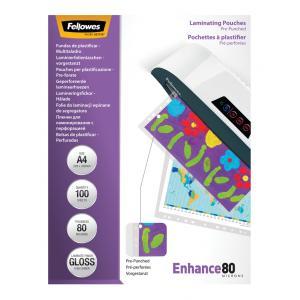 Laminovacie fólie Filex A4 80 mic. 228x303 mm