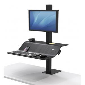 Polohovateľný stojan Sit-Stand Lotus VE pre 1 monitor