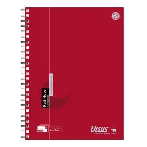 Blok College Format Werk Ursus A4 80 listov štvorčekový