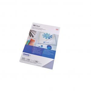 Plastové obálky GBC HiClear A4 150 mic číre 100 ks
