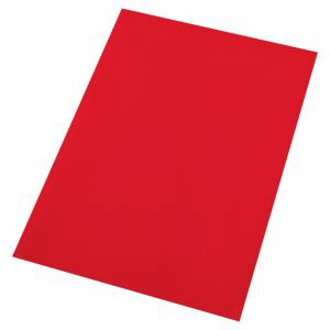 Termoobal GBC HighGloss A4 8 mm červený