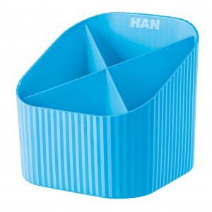 Stojan na perá HAN X-LOOP modrý