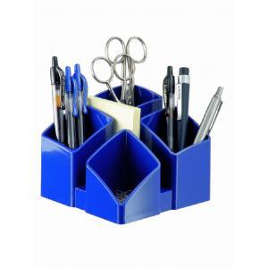 Štvordielny stojan Scala modrý